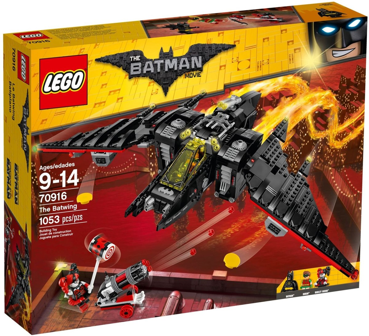 70916 BATMAN Batwing