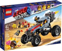 70829 LEGO Movie Łazik Emmeta i Lucy