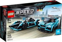 76898 Speed Jaguar Racing GEN2 car i Jaguar I-PACE