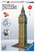 RAP125548 BIG BEN PUZZLE 3D 216EL.