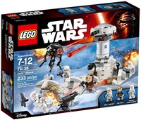 75138 STAR WARS Atak Hoth