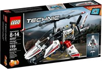 42057 Technic Ultralekki helikopter