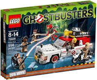 75828 Ghostbusters Ecto-1 & 2