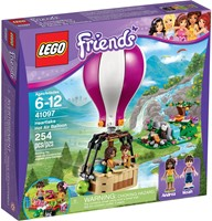 41097 FRIENDS Balon w Heartlake
