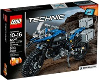 42063 Technic BMW R 1200 GS Adventure
