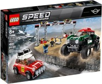 75894 Speed Champions 1967 Mini S & 2018 Buggy