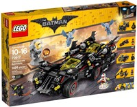 70917 BATMAN Super Batmobil