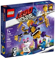 70848 LEGO Movie Imprezowa ekipa z Siostar