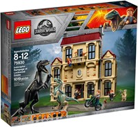 75930 JURASSIC WORLD Atak indoraptora
