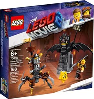 70836 LEGO Movie Batman™ i Stalowobrody